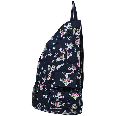 Rose Anchor NGIL Sling Backpack