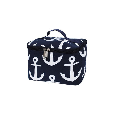 traveling, makeup artist, navy cosmetic bag, navy blue cosmetic bag, navy blue canvas cosmetic bag, personalized bridesmaid canvas makeup case, cosmetic case large, makeup bag for purses, makeup bag monogram, makeup bag with brush compartments, small monogram cosmetic bag.
