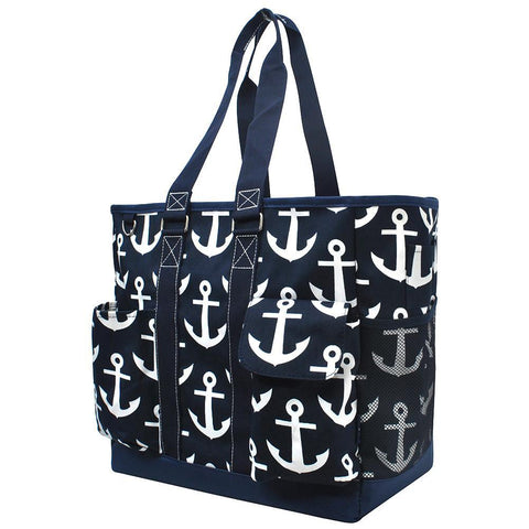 Anchor NGIL Tall Canvas Tote Bag
