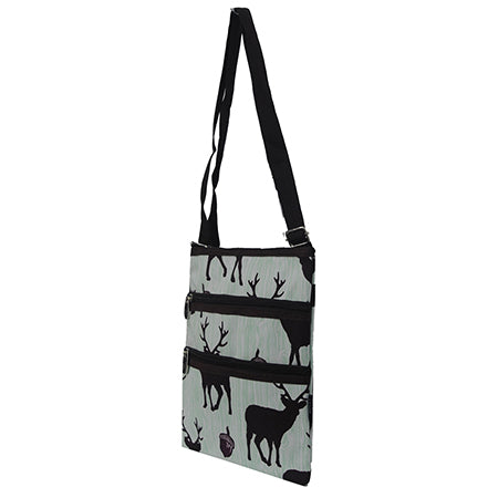 Forest Deer NGIL Messenger Hipster Bag