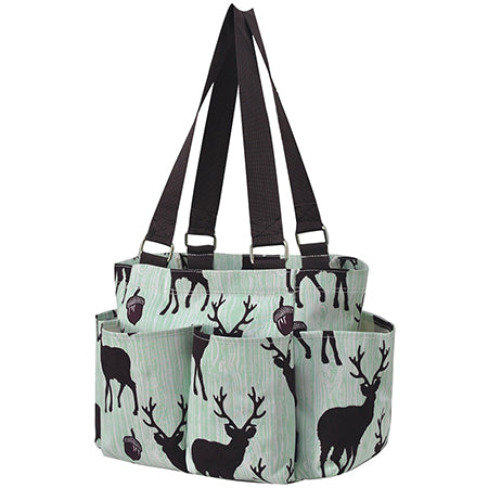 Forest Deer NGIL Small Utility Tote