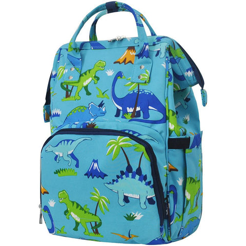 Friendly Dinosaur NGIL Diaper Bag/Travel Backpack