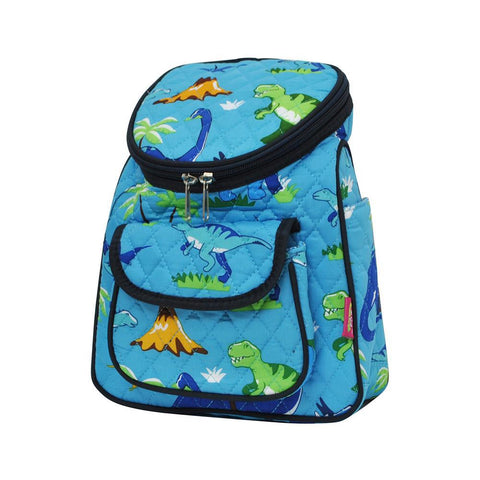 Friendly Dinosaur NGIL Quilted Mini Backpack
