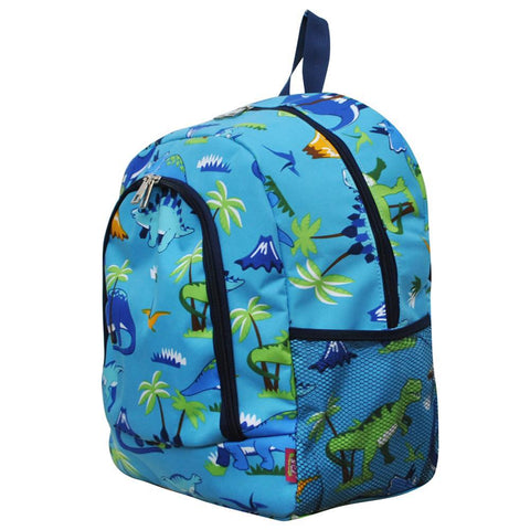 canvas backpack, dinosaur backpack for kids, dinosaur backpack for 3 year old boy, dinosaur backpack for boy elementary school, monogram backpack purse for women, personalize backpack for child, cute backpack for school, PTA fundraising bags, monogram gift ideas, monogram backpack for toddlers, monogram backpack for toddler.