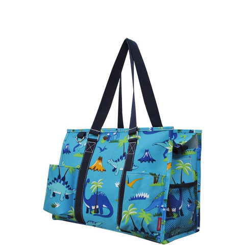 Great for carrying books, clothes, computers, ipad, knitting projects. Great for the beach or travel. Also makes a great diaper bag!