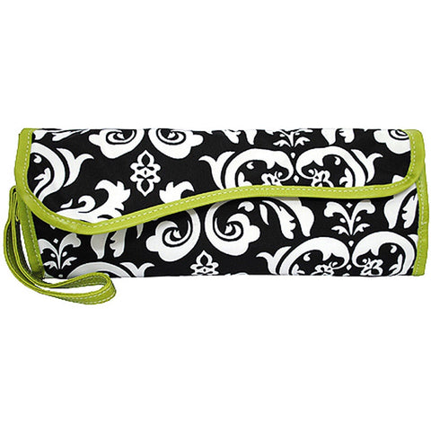 Damask NGIL Insulated Curling Iron Bag for Traveling