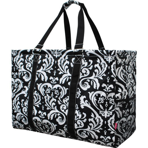 Damask NGIL Mega Shopping Utility Tote Bag