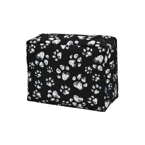 Puppy Paw Print NGIL Large Cosmetic Travel Pouch