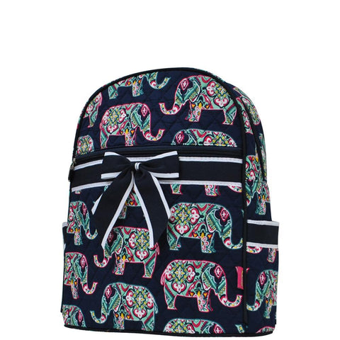 Elephant NGIL Quilted Backpack
