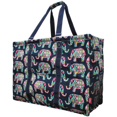 Elephant NGIL Mega Shopping Utility Tote Bag