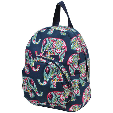 Elephant NGIL Canvas Mini Backpack