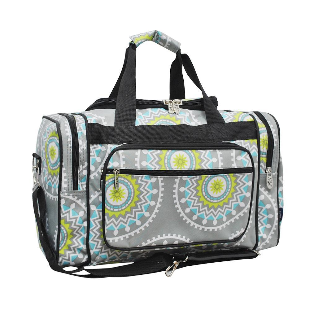 "Chic Garden NGIL Canvas 17"" Duffle Bag"