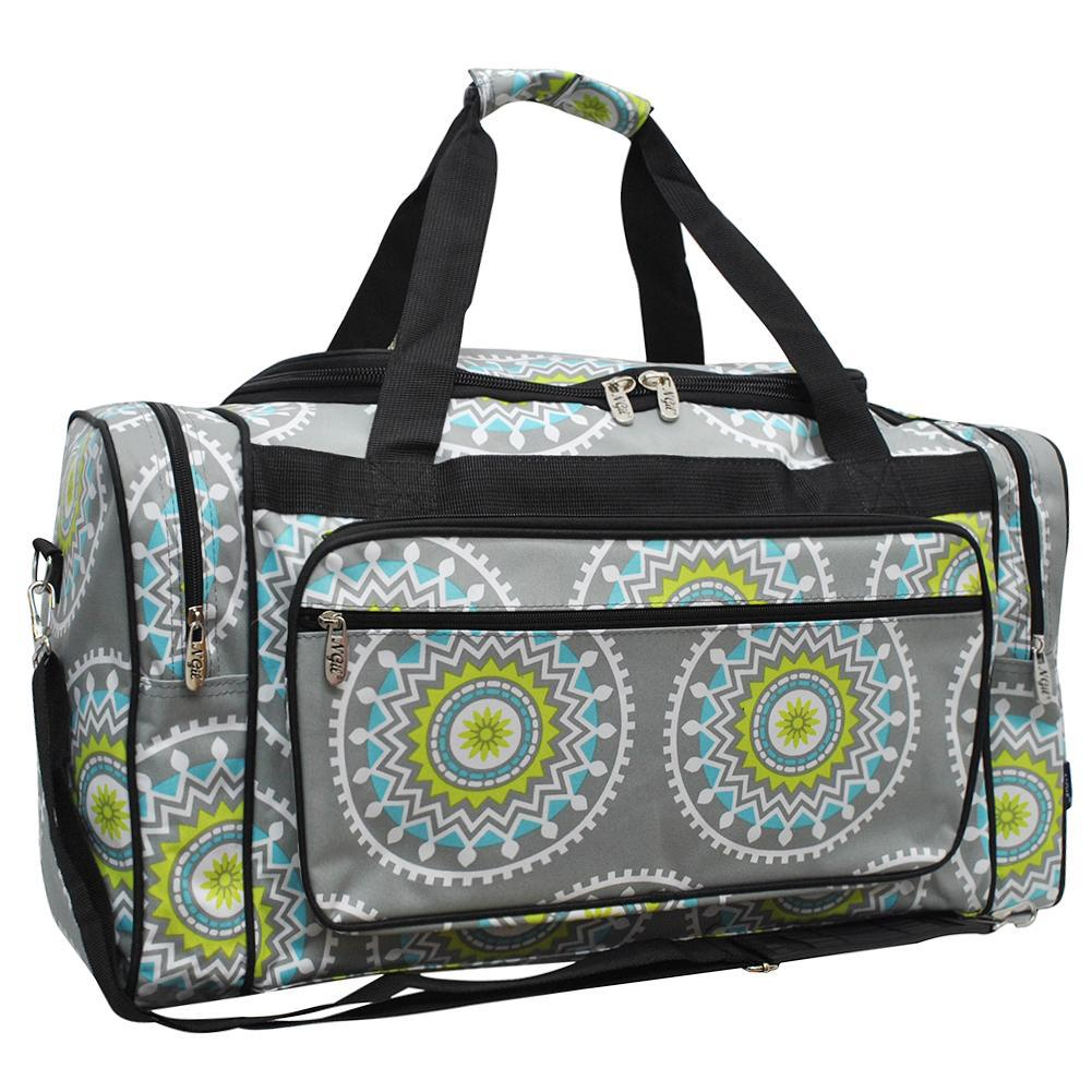 "Chic Garden NGIL Canvas 23"" Duffle Bag"