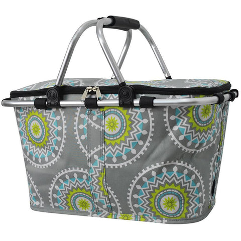 Chic Garden NGIL Insulated Market Basket