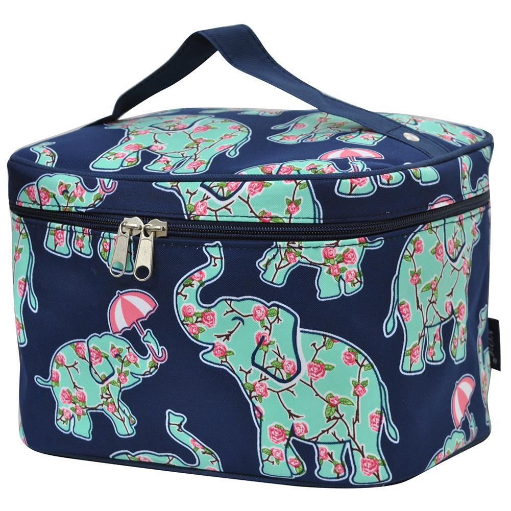 Baby Elephant NGIL Large Top Handle Cosmetic Case