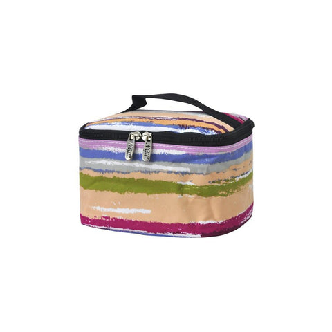 NGIL, cosmetic case, teen gifts, striped makeup bag, cosmetic case travel, cosmetic case travel, cosmetic case for travel, cosmetic case with compartments, cosmetic case for teens, makeup bag organizer, makeup bag in bulk, makeup bag for teen girls, cosmetic bag personalized, cosmetic case gift set, women's cosmetic case.