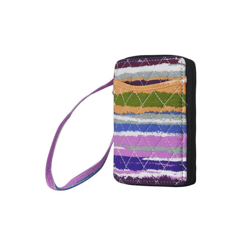 Stripes NGIL Quilted Wristlet Wallet
