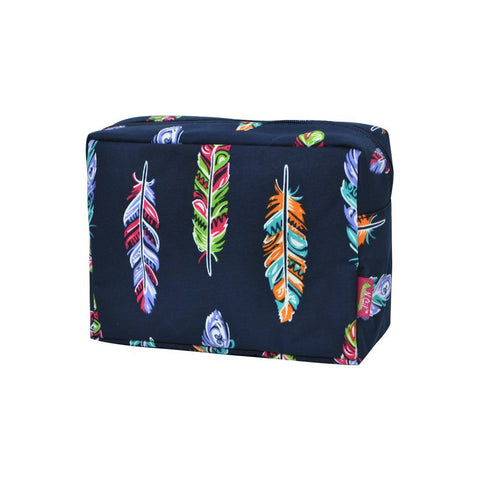 Feather NGIL Large Cosmetic Travel Pouch