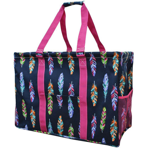 Feather NGIL Mega Shopping Utility Tote Bag