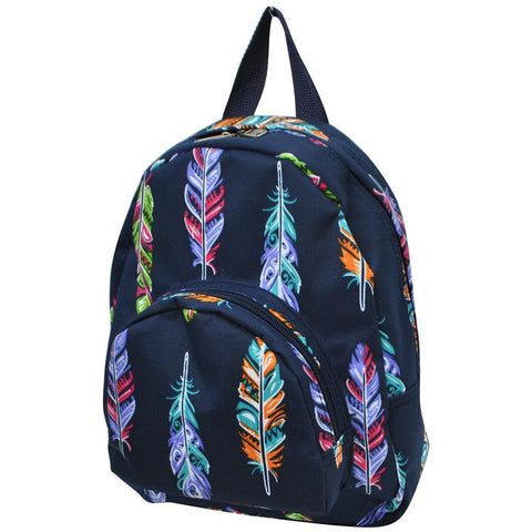 Feather NGIL Canvas Mini Backpack