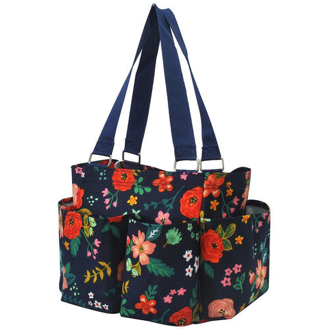 Floral Print NGIL Small Utility Tote