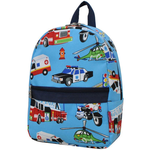 Fire Truck NGIL Small Backpack