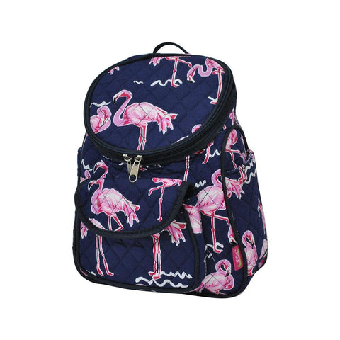 Flamingo NGIL Quilted Mini Backpack