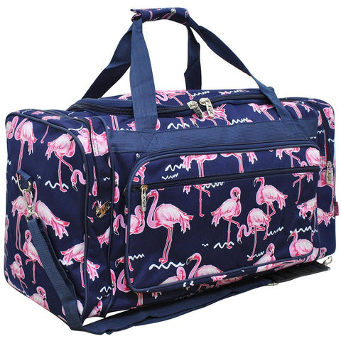 "Flamingo NGIL Canvas 23"" Duffle Bag"