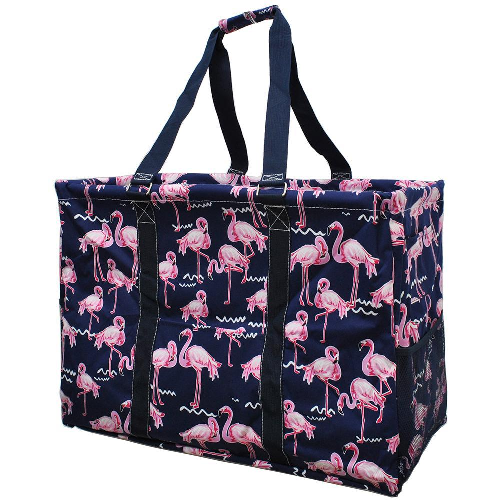 Flamingo NGIL Mega Shopping Utility Tote Bag