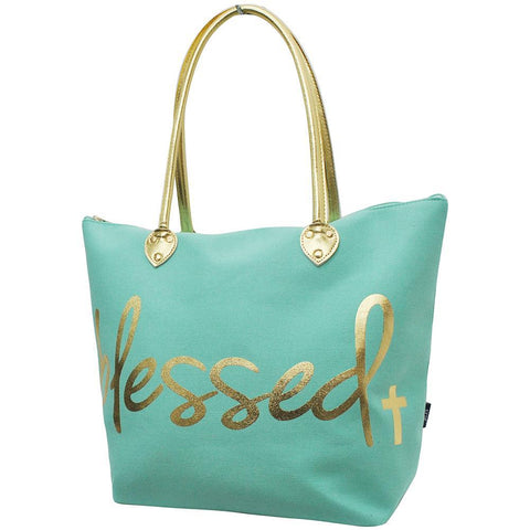 Blessed NGIL Gold Collection Tote Bag