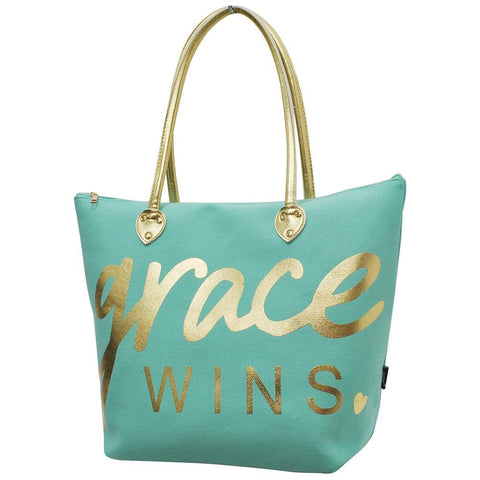 Grace Wins NGIL Gold Collection Tote Bag