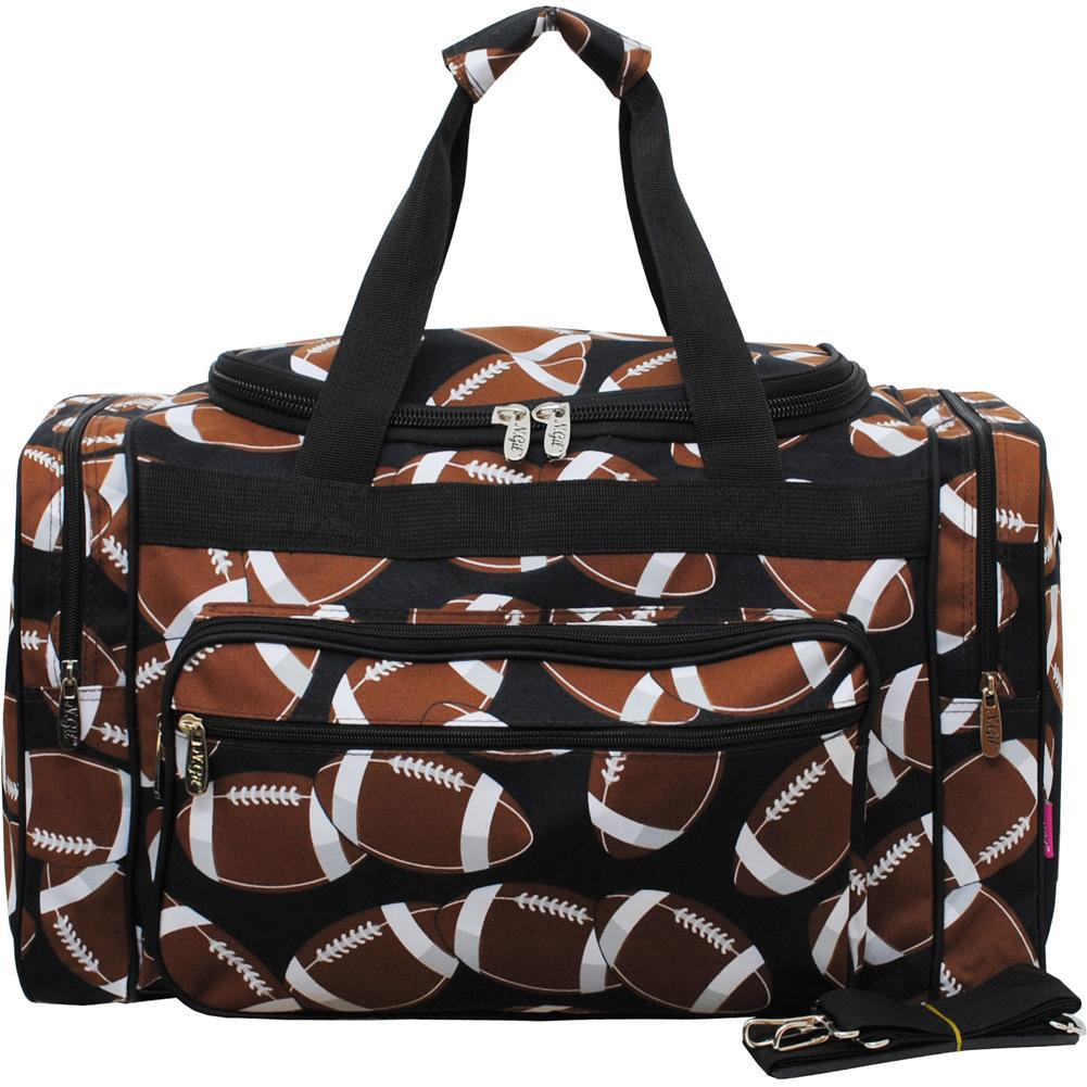 "Football NGIL NGIL Canvas 20"" Duffle Bag"