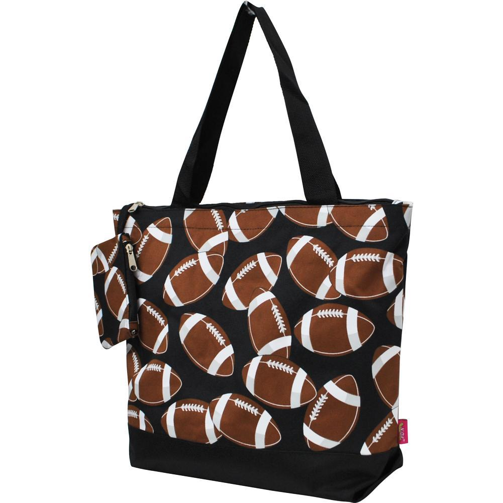 Football NGIL Canvas Tote Bag