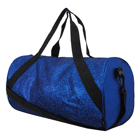 Royal Medium Glitter NGIL Duffel Bag