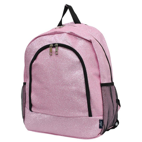Glitter cheer leading backpacks, pink glitter backpack, cheer leading glitter backpack, custom dance backpack, dance gifts for dancers, dance bag accessories, personalized dance bags, cheer competition 2019, cheer team gifts, personalized backpack for child.