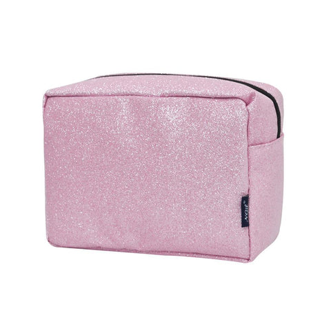 Personalized cosmetic bag for bridesmaids, personalized cosmetic bag for women, monogram makeup bag buy, personalized accessories for girls, makeup bag for brushes, makeup bag for bridesmaids, pink makeup bag online, pink glitter cosmetic bag, makeup pouch with compartments, travel pouch gift set.