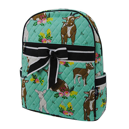 Happy Goat World NGIL Quilted Backpack