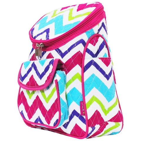 SALE ! Pastel Color NGIL Quilted Mini Backpack