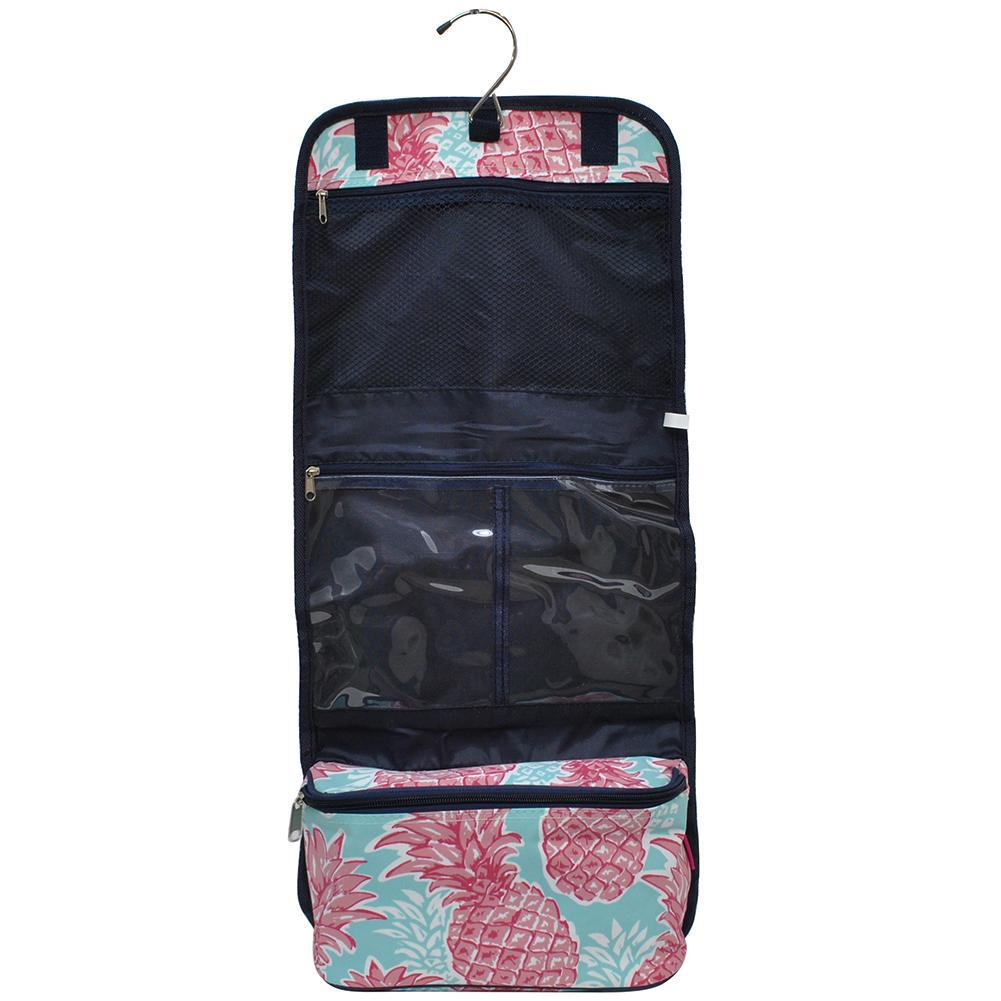 Southern Summer Pineapple NGIL Traveling Toiletry Bag