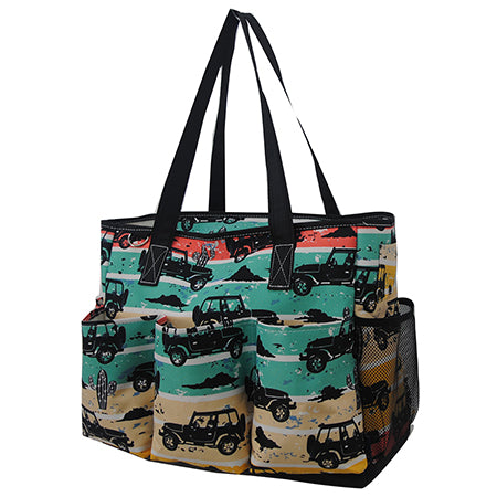 Desert Adventure NGIL Large Utility Caddy Tote