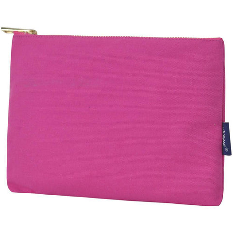 Hot Pink NGIL Bridesmaid Cosmetic Pouch