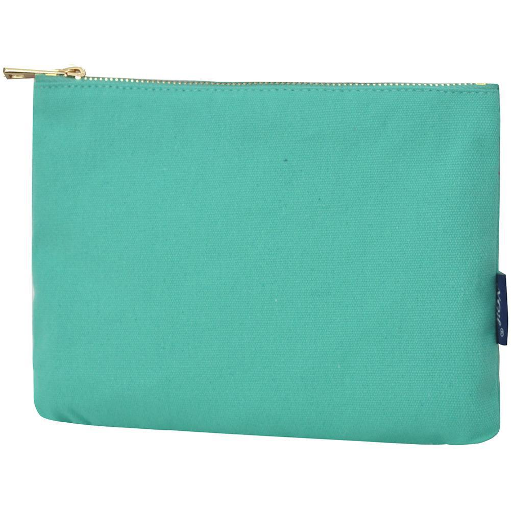 Mint NGIL Bridesmaid Cosmetic Pouch