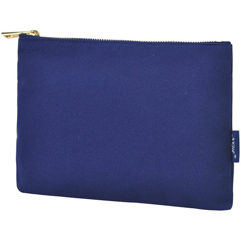 Navy NGIL Bridesmaid Cosmetic Pouch