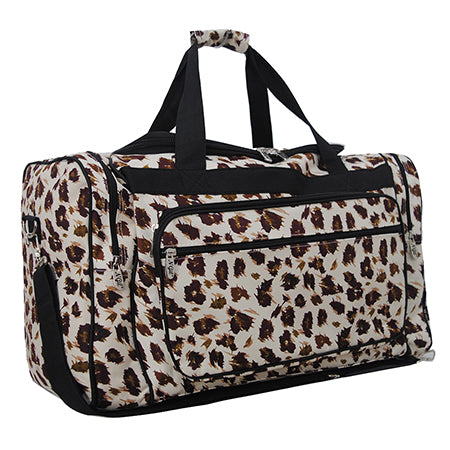 "Cheetah NGIL Canvas 23"" Duffle Bag"