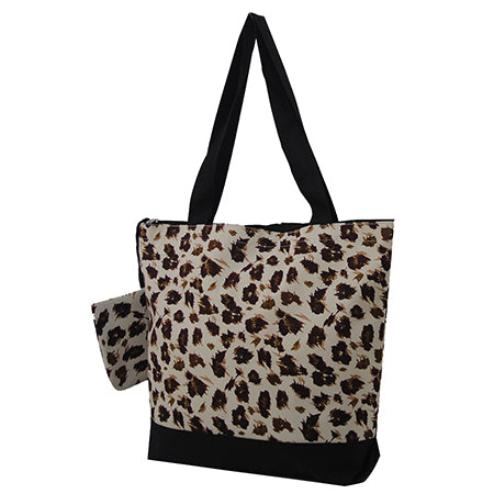 Cheetah NGIL Canvas Tote Bag