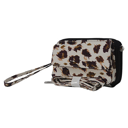 Cheetah NGIL Canvas All in One Wallet