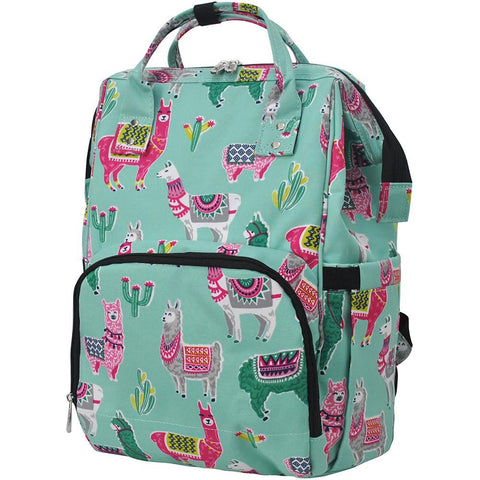 Llama NGIL Diaper Bag/Travel Backpack