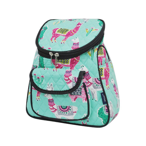 Llama NGIL Quilted Mini Backpack