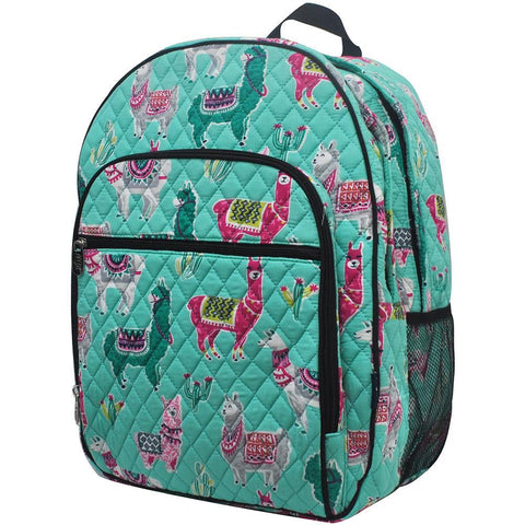 Llama NGIL Quilted Large School Backpack