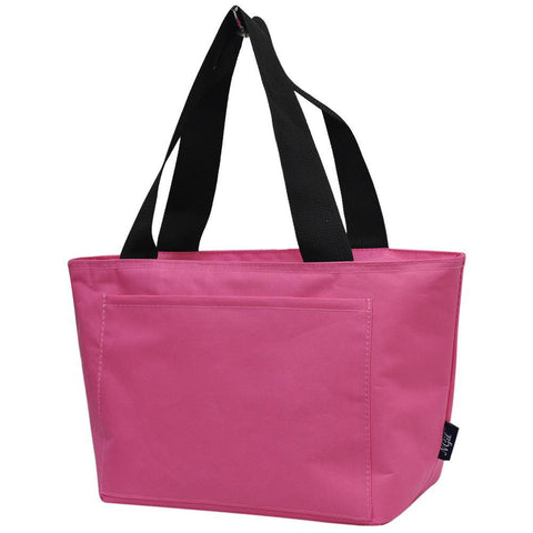Hot Pink Solid NGIL Insulated Lunch Bag On-The-Go
